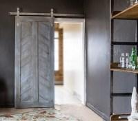 Interior sliding barn doors with industrial sliding door ...