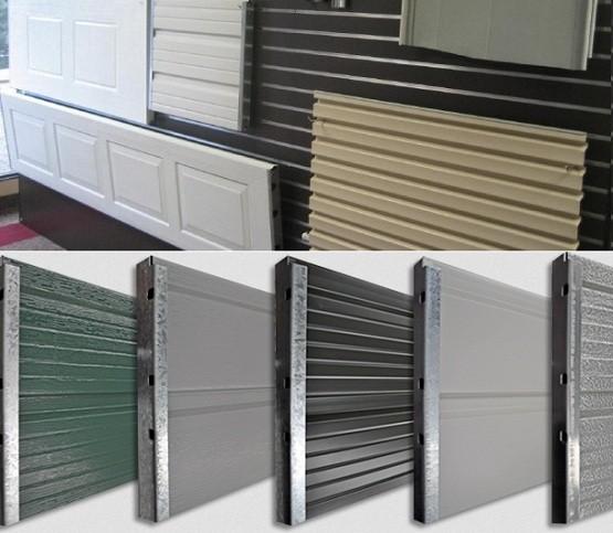 Garage Door Panel Replacement A quick step Installation