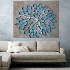 Wall Art Decor Ideas Living Room House Interior Design Pictures For April Mydearest Co With Round Dahlia Home