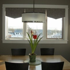 36 Inch Round Kitchen Table Triple Pendant Lights Over Dining Design And Installation ...