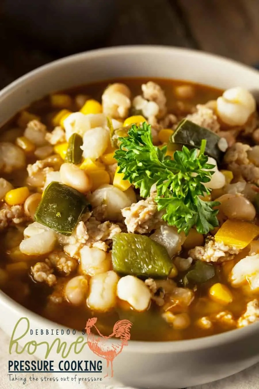 How To Make White Bean Chicken Chili In The Pressure