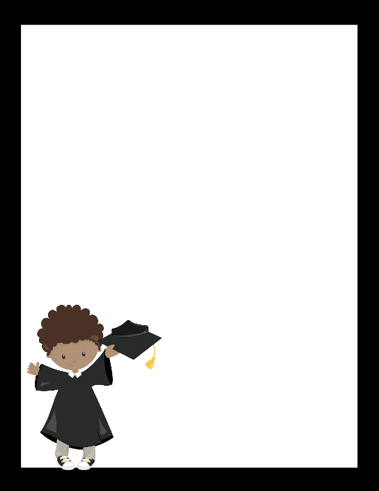FREE Graduation Templates12 Printables Cards And Borders