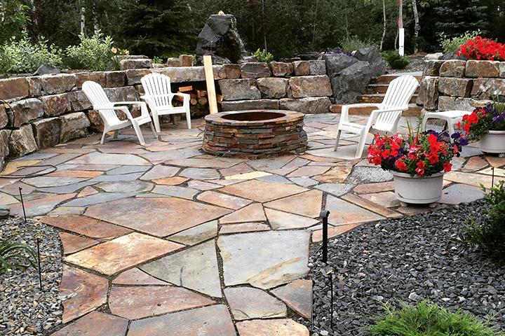 find local flagstone patio professionals