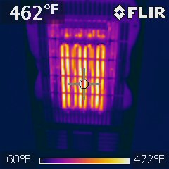 Wall heaters can cause burns and start fires