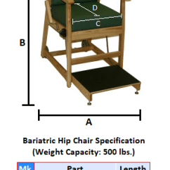 Hip Chair Rental Electric Wide And Standard Rentals In New York City Throughout Bariatric