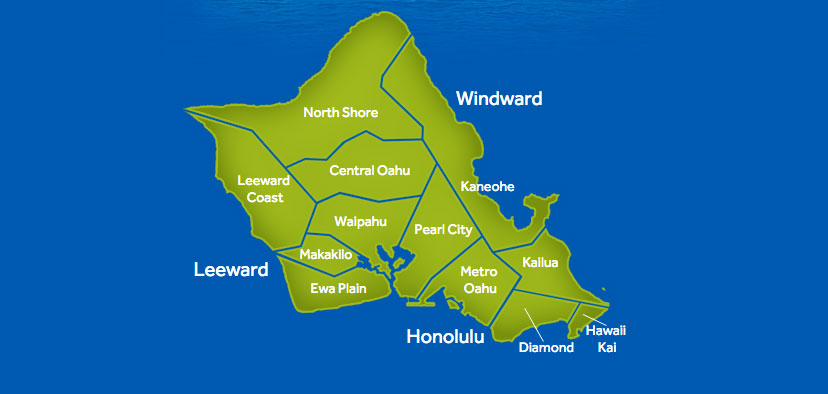 Oahu Map_Communites_2016