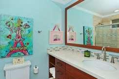 upstairs bathroom one Norfolk