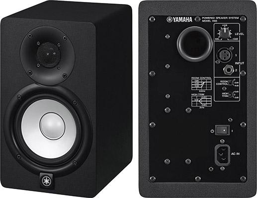 Yamaha-Hs5-back-&-front