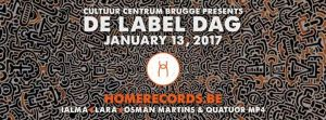 Labeldag : homerecords.be