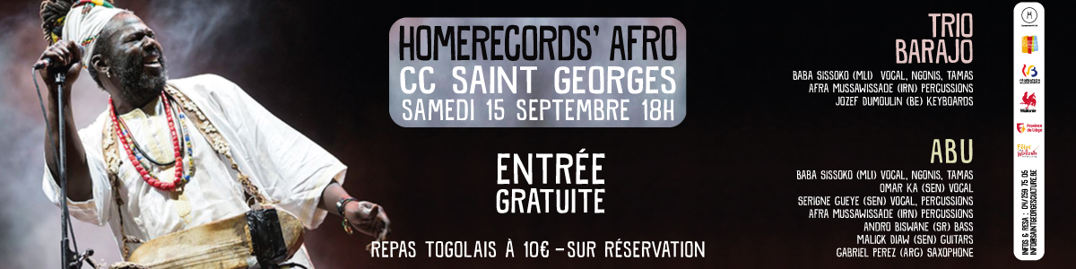 homerecords' Afro
