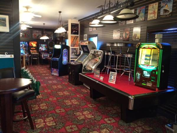 Home Rec Gameroom  Leisure Serving Metro Atlanta