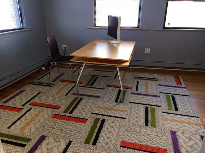 the pros and cons of carpet tiles for