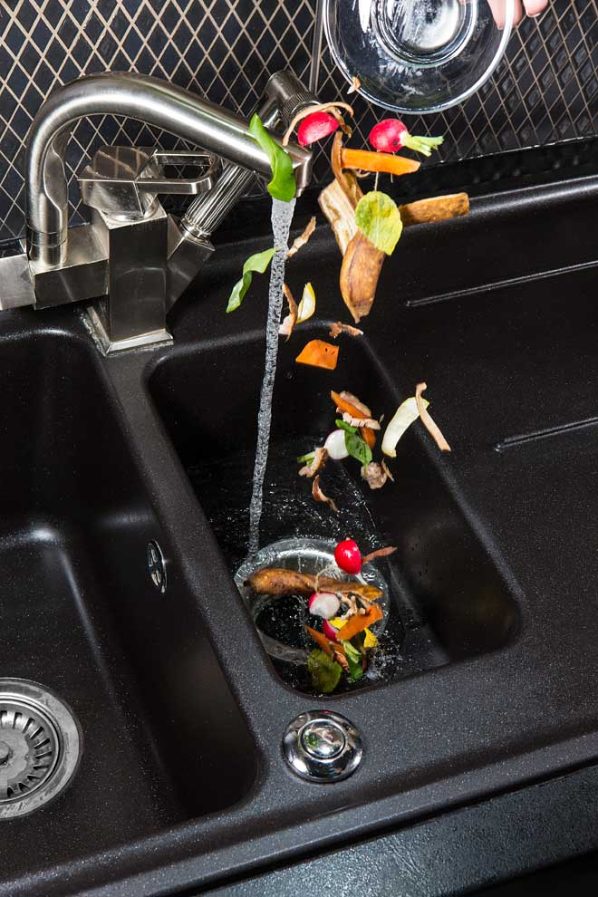 the pros and cons of garbage disposals