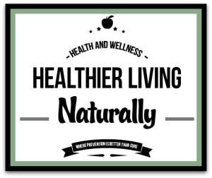 Healthier Living Naturally