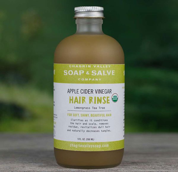 Concentrated apple cider vinegar