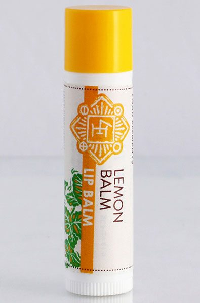Lemon Based Lip Balm