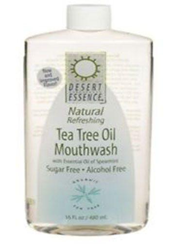 Tea Tree Oil Mouthwash