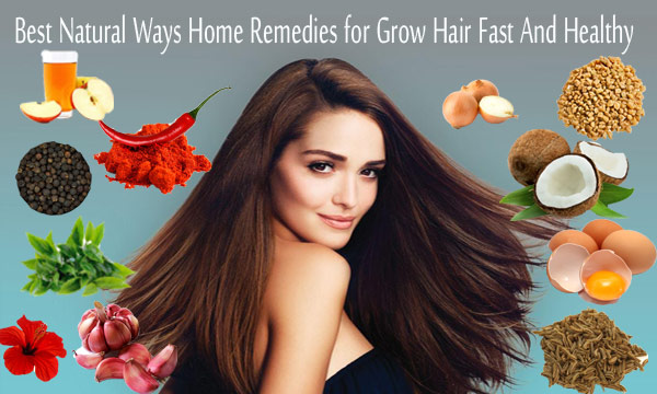 How to Grow Natural Hair Fast And Healthy