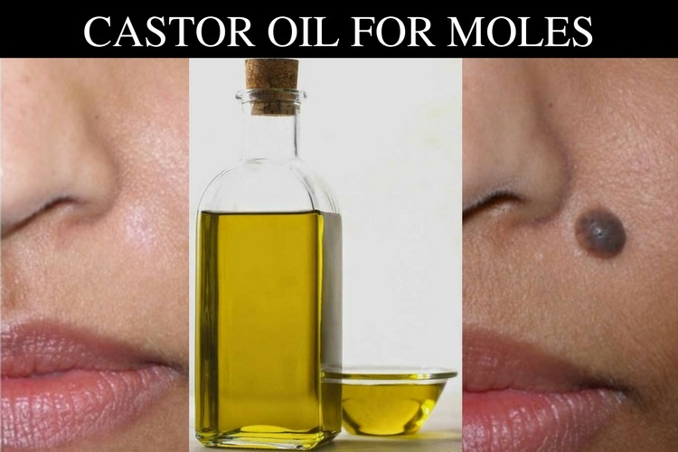 How To Use Castor Oil For Skin Moles 10 Proven Ways