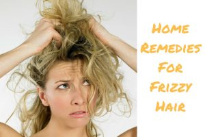 How To Get Rid Of Frizzy Hair 17 Effective Ways