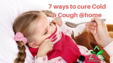 7 Natural Tips to Cure Cold and Cough at Home
