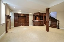 Finished Idea Basement Remodeling