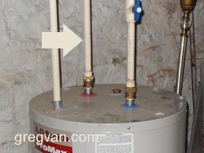 Hot Water Pvc Pipe