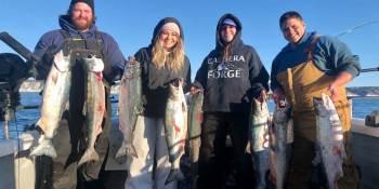 Winter King Fishing