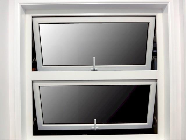 Awning window  Homerit upvc double glazing windows