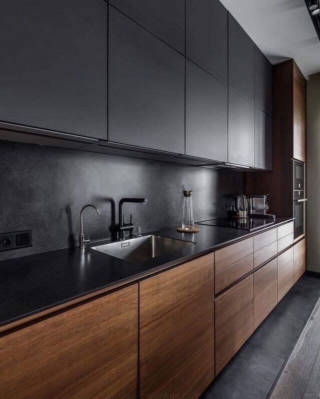 Many people are incorporating white appliances into their kitchen designs, except in 2021 there are more options than in the 80s. Top 12 Black Kitchen Design Trends Of 2021
