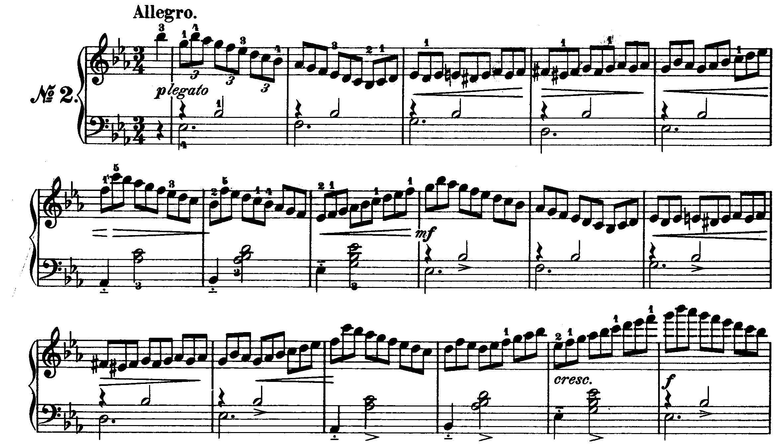 Interesting Music Notation