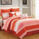 Coral Bedding Sets Combine Frittoli Barbara Furniture Ideas Fashionable Coral Bedding Sets Color
