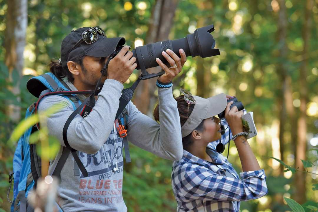 birds watching & taking photos of birds -  kandy activities with homes bungalow
