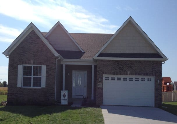 New Homes Builders in Joliet, IL - Avanti Main Exterior