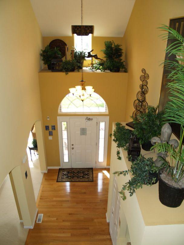 New Home Model Alexandria - 2 Story Foyer