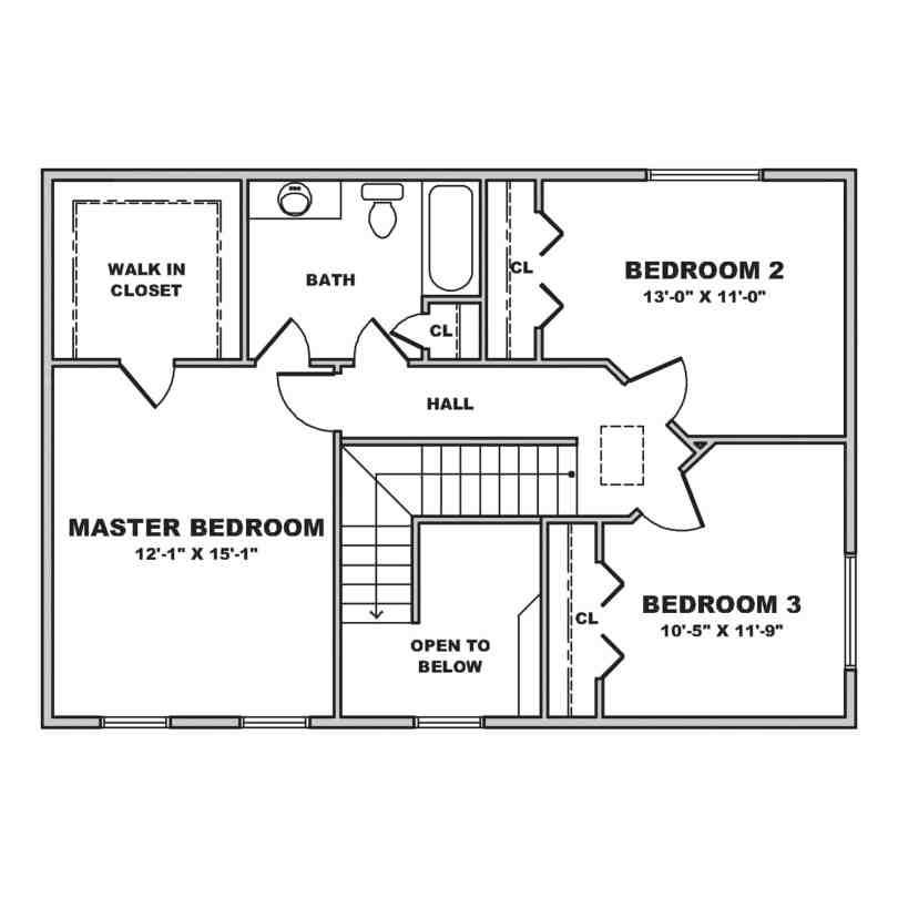 Concord 2nd Floor