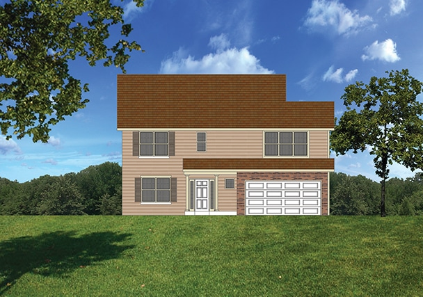 new Homes for Sale Joliet, IL - Cambridge