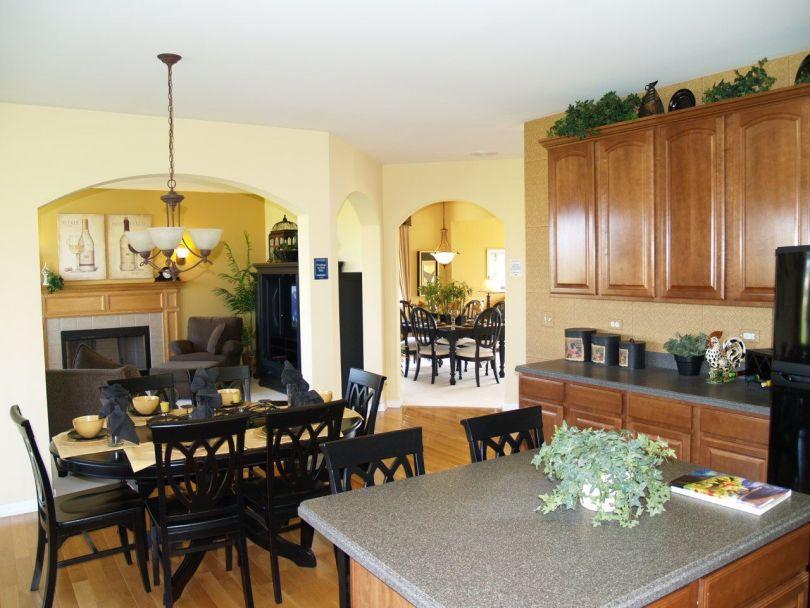 New Home Model Alexandria - Dinette