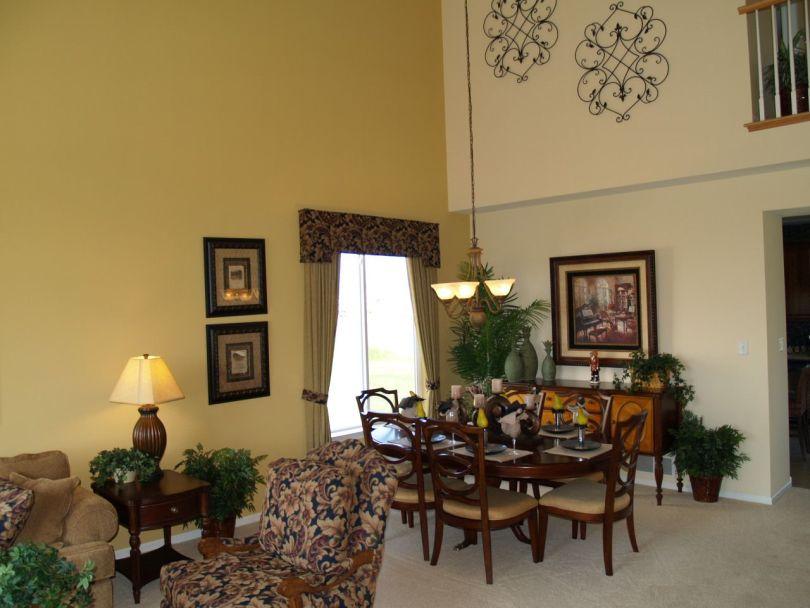 New Home Model Biltmore - Dining Room