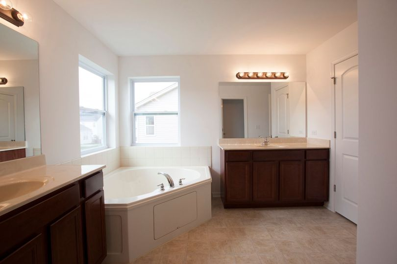New Home Model Camden - Luxury Bath