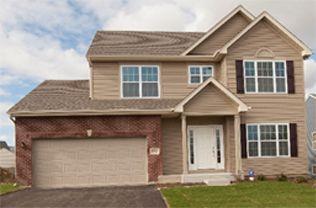 New Home Model Oakton Exterior