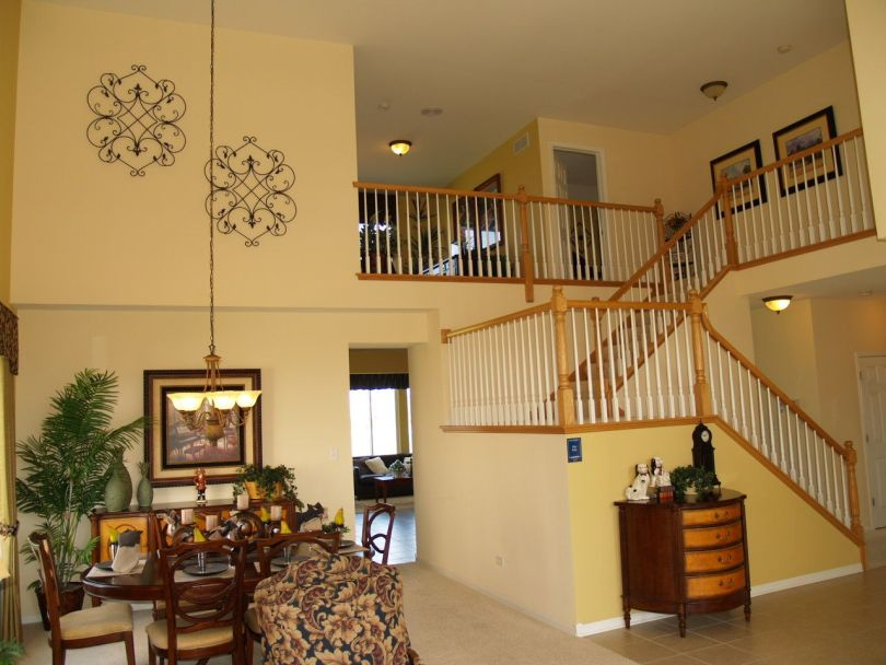 New Home Model Biltmore - Staircase