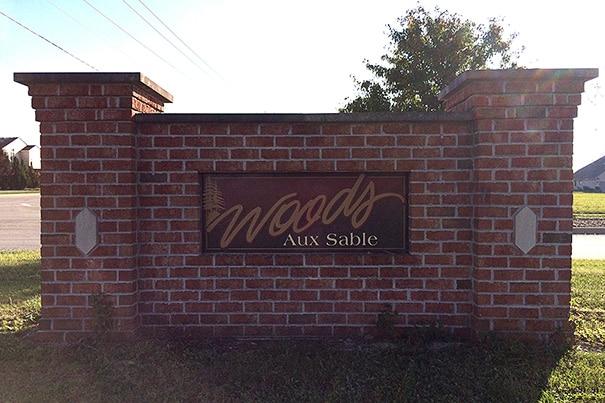 Core Homes-Woods of Aux Sable Entry Channahon, IL
