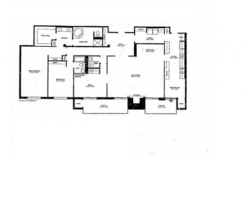 C-1 Model In The Mission Hills Subdivision In Northbrook