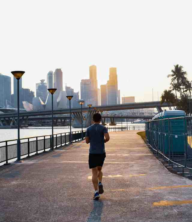 exercising can help restore gut health
