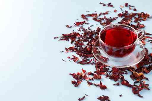 what are the benefits of drinking hibiscus tea