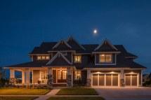 Custom Home Exteriors - Builders &