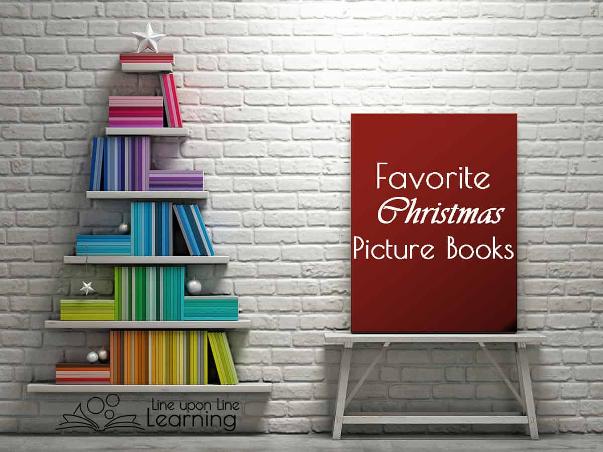 Sometimes long lists of books can be overwhelming, so here are just a handful of the best Christmas picture books for you look for.