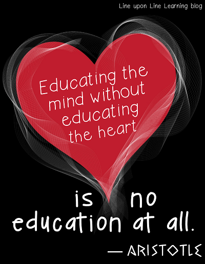 educating the heart