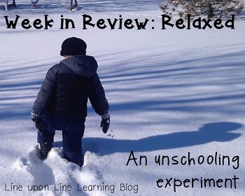 weekin review relaxed